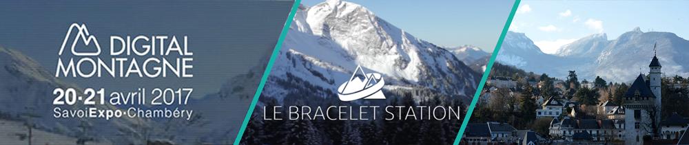 INVITATION : Tout savoir sur le Bracelet Station, lors d'une table ronde inédite au salon Digital Montagne