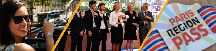 Paris Region Pass : le nouveau bracelet touristique connecté développé par PayinTech