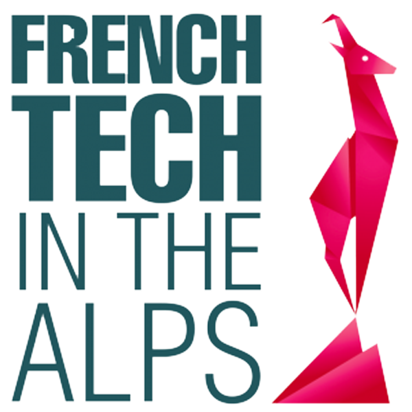 French Tech in the Alps Logo
