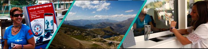PayinTech gravit un nouveau sommet : Les 2 Alpes