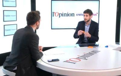 L'Opinion – « Dématérialiser le paiement, renforcer l'expérience utilisateur »