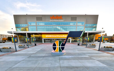 La Vivint Smart Home Arena à Salt Lake City devient 100% Cashless
