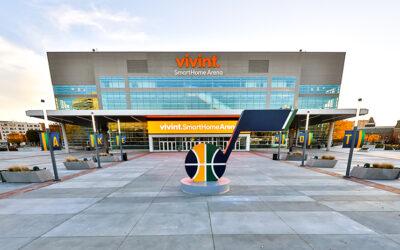 La Vivint Smart Home Arena à Salt Lake City devient 100% Cashless